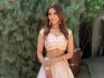 Kaise Hum Bataye: Pranutan Bahl's Pastel Phulkari Lehenga Is An Ideal Wear For Attending Wedding