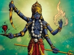Goddess Kali's Aarti Lyrics In Hindi And English