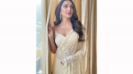 Shershaah Trailer Launch: Kiara Advani Slays It In An Exquisite Contemporary Saree