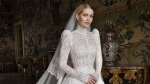 Princess Diana's Niece Lady Kitty Spencer Looks Gorgeous In Her Victorian Lace Wedding Gown