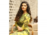 Saiyami Kher Wears An Embellished Yellow Gown And Sets Some Festive-Wear Goals