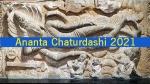 Ananta Chaturdashi 2021: Check Out Ganesh Visarjan 2021 Date, Puja Time And Significance