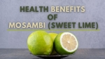 Health Benefits Of Mosambi Sweet Lime Juice: Treating Dehydration To Indigestion And More