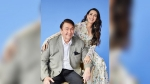 Karisma Kapoor Celebrates Spring Stylishly In The Fall; Posts A Cute Set Of Pictures With Randhir Kapoor