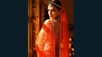 Hum Do Humare Do: Kriti Sanon's Orange Bridal Lehenga Look Is What Prospective Brides Would Want To Ace