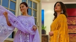 Karwa Chauth 2021: Rubina Dilaik, Raveena Tandon, And Other Divas In Their Gorgeous Ethnic Suits