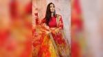 Sooryavanshi: All Set For Promotions, Katrina Kaif Looks Like A Dream In Her Floral Lehenga