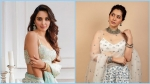 Kiara Advani And Raashii Khanna Will Inspire You To Invest In Minimally-Done Nature-Inspired Lehengas