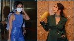 Alia Bhatt And Malaika Arora Convince Us To Invest In Single-Tone Outfits With All-Blue And All-Green Look