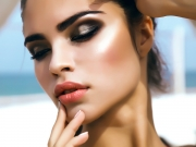How To Make Your Face Look Slimmer Using