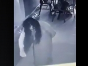 Scary Video Of A Possessed Maid