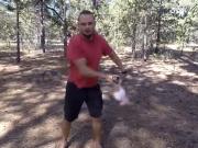 Video Of Dad Swinging Baby Like Ragdoll!