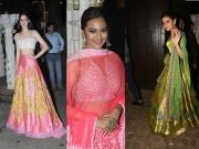 Celebs At Anil Kapoor's Diwali Bash