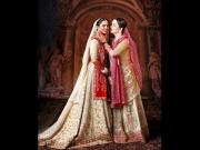 Isha Ambani's Wedding Attire