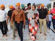 Shraddha Kapoor's Outfit At Gurudwara
