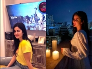 Katrina Kaif's Stay-At-Home Fashion