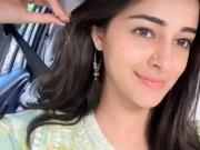 Ananya Pandey's Minimalist Eid Look