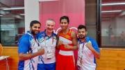 Lovlina Borgohain Seals India's Medal