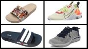 Amazon Sale: Fancy Footwear At 70% Off