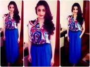 Sridevi & Alia In Ditto Hermes Top