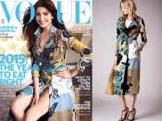 FRESH! Anushka's Breezy Look For Vogue India