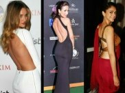 Add The Appeal To Your Evening Look With Backless Dresses