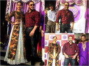 Spotted: Salman Khan And Sonam Kapoor At A Launch Event