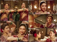 Bajirao Mastani: Priyanka And Deepika In Pinga