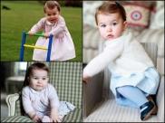 A Timeline Of Princess Charlotte's Fashionably Royal Appearances