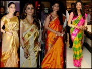 6 South Indian Bridal Saree Styles For You To Try At Your Wedding