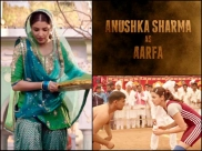 Anushka Sharma's Simple Yet Beautiful Looks From Sultan As Aarfa