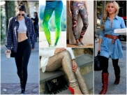 10 Awesome Ways That You Could Wear Leggings & Look Super Cute