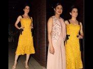 Kangana Ranaut Beats Priyanka Chopra In Looking Good At Priyanka's Party
