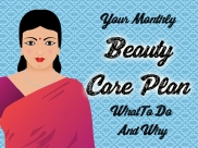 Your Monthly Beauty Care Plan – What To Do And Why?