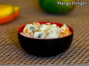 Mango Delight Recipe: How To Make Hung Curd Mango Delight
