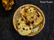 Tawa Naan Recipe: How To Make Naan On A Tawa At Home