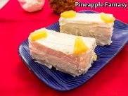Pineapple Fantasy Recipe: How To Prepare Pineapple Delicacy At Home