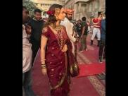 Kangana Ranaut Redefined Elegance In Manikarnika's Latest Look
