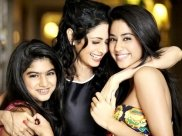 """Sridevi Once Said, """" Jhanvi-Khushi Guide Me With Style""""; Best Looks Of The Mom-Daughters Trio"""