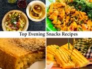 Top Evening Tea Snack Recipes | Top Evening Snacks Recipes | Easy Snacks Recipes