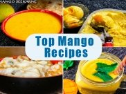 Top Mango Recipes | Easy Mango Recipes