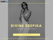 Deepika's Latest Photoshoot Is Something To Remember For Life
