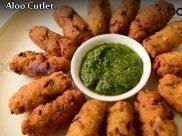 Aloo Cutlet Recipe | Potato Cutlet Recipe | Easy Evening Snacks Recipe