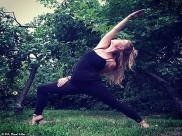 Yoga Teacher Drinks Her Own Urine Every Morning
