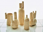 Designer Collected 250 L Of Human Urine & Made Ceramic Vessels With It