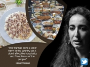 War-torn Syria's Superlative Culinary Tradition Goes Viral, Thanks to Journalist Jenan Moussa
