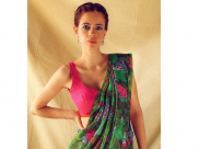Kalki Koechlin Just Made This Monsoon A Little More Fun With Dreamy Blue Eye Make-up!