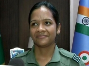 IAF Squadron Leader Minty Aggarwal Becomes 1st Woman Awardee Of Yudh Seva Medal