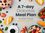Diabetes-friendly Indian Diet: A 7-day Vegetarian And Non-vegetarian Meal Plan