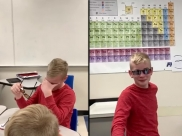 A 12-Year-Old Colour-Blind Boy Gets Emotional After He Sees Colours For The First Time